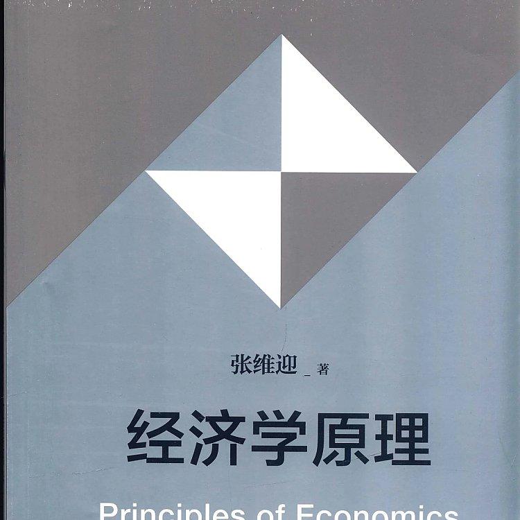 经济学原理 张维迎   PDF