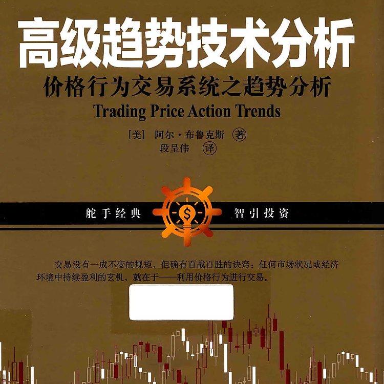 高级趋势技术分析 价格行为交易系统之趋势分析  PDF